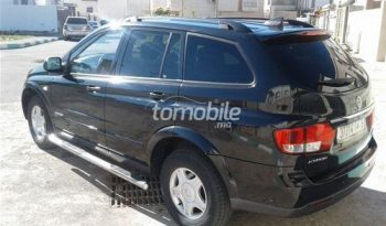 Ssangyong Kyron Occasion 2010 Diesel 149000Km Tanger #61671