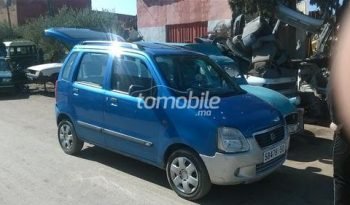 Suzuki Wagon R+ Occasion 2000 Essence 000000Km Marrakech #61806 plein
