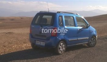 Suzuki Wagon R+ Occasion 2000 Essence 000000Km Marrakech #61806