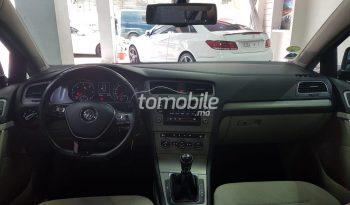 Volkswagen Golf Importé Occasion 2014 Diesel 100000Km Casablanca #61596 full
