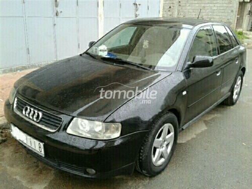 Audi A3 Diesel 2001 Occasion 250000km A Rabat 63200 Tomobile Ma