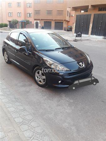 peugeot 207 diesel 2009 occasion 140000km marrakech 62400. Black Bedroom Furniture Sets. Home Design Ideas