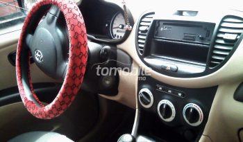 Hyundai i10 Occasion 2008 Essence 116000Km Salé #63302 plein