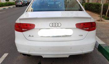 Audi A4 Occasion 2014 Diesel 90000Km Casablanca #65432 plein