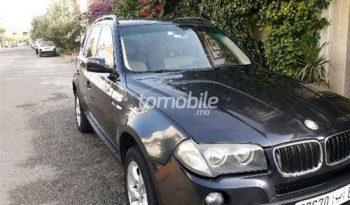 BMW X3 Occasion 2007 Diesel 155000Km Tanger #65211