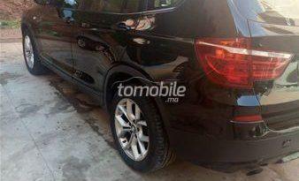 BMW X3 Occasion 2012 Diesel 165000Km Marrakech #65398 plein