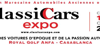 Classicars Expo Maroc 2018 - Tomobile.ma