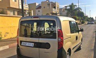 Fiat Doblo Occasion 2014 Diesel 141000Km Rabat #64844 plein