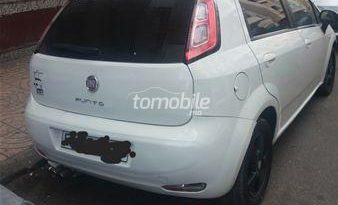 Fiat Grande Punto Occasion 2012 Diesel 128000Km Casablanca #65429 plein
