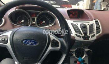 Ford Fiesta Occasion 2009 Essence 95000Km Casablanca #65466 plein