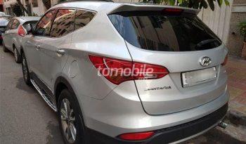Hyundai Grand Santa Fe Occasion 2014 Diesel 118000Km Casablanca #65106 plein