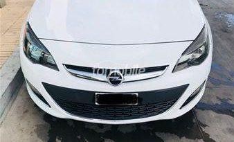 Opel Astra Occasion 2015 Diesel 95000Km Mohammedia #65496