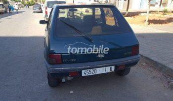 Peugeot 205 Occasion 1991 Diesel 200000Km Casablanca #65166 full