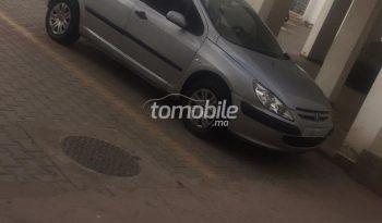 Peugeot 307 Importé   Essence Km Agadir #64831 plein