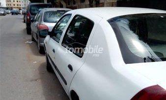 Renault Clio Occasion 2002 Essence 100000Km Rabat #65021 plein