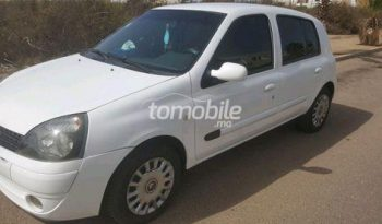 Renault Clio Occasion 2011 Essence 140000Km Agadir #65317