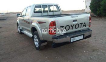 Toyota Hilux Occasion 2014 Diesel 120000Km Casablanca #65310 plein