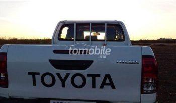 Toyota Hilux Occasion 2015 Diesel 118700Km Casablanca #65307 plein