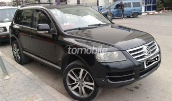 Volkswagen Touareg Occasion 2007 Diesel 163000Km Tanger #65446