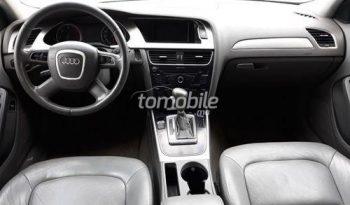 Audi A4 Importé Occasion 2011 Diesel 198000Km Casablanca Auto Paris #74080 plein