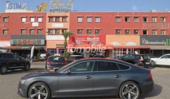 Audi A5 Importé Occasion 2014 Diesel 100000Km Marrakech Dias-Auto #77819 plein