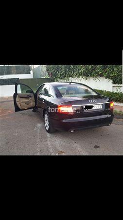Audi A6 Occasion 2006 Diesel 154000Km Casablanca #78903 plein