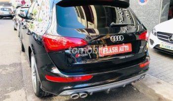 Audi Q5 Importé Occasion 2013 Diesel 146000Km Casablanca Flash Auto #76662 plein