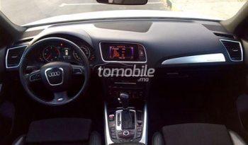 Audi Q5 Occasion 2012 Diesel 135000Km Tanger #75239 plein