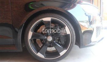 Audi RS3 Occasion 2015 Essence 51000Km Marrakech Hivernage Auto #78270 plein