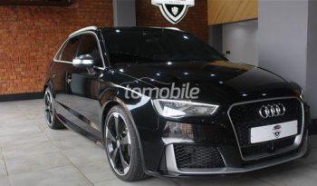 Audi RS3 Occasion 2015 Essence 51000Km Marrakech Hivernage Auto #78270