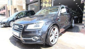 Audi SQ5 Importé Occasion 2013 Diesel 97000Km Casablanca AB AUTO #75823