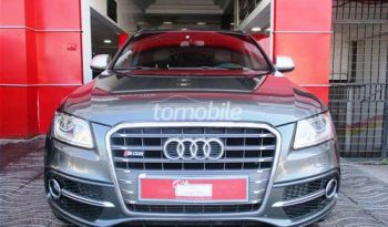 Audi SQ5 Occasion 2014 Diesel 72000Km Casablanca Auto Moulay Driss #74733