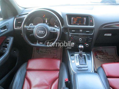Audi SQ5 Occasion 2014 Diesel 72000Km Casablanca Auto Moulay Driss #74733 plein