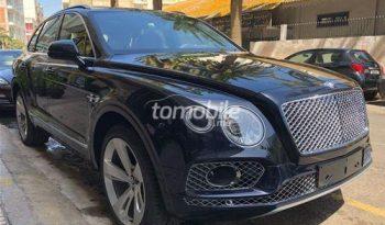 Bentley Bentayga Importé Neuf 2018 Diesel Casablanca Cars&Cars Maroc #73065 plein