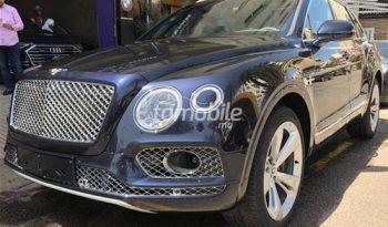Bentley Bentayga Importé Neuf 2018 Diesel Casablanca Cars&Cars Maroc #73065