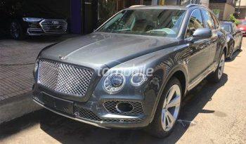 Bentley Bentayga Importé Neuf 2018 Diesel Casablanca Cars&Cars Maroc #73181