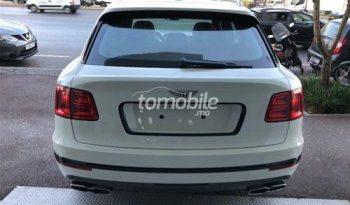 Bentley Bentayga Importé Neuf 2018 Diesel Rabat Millésime Auto #73486 plein