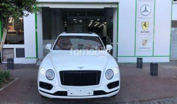 Bentley Bentayga Importé Neuf 2018 Diesel Rabat Millésime Auto #73486