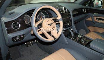 Bentley Bentayga Importé Neuf 2018 Diesel Tanger V12Autohouse #78646 plein