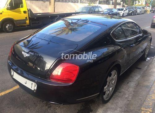 Bentley Continental Occasion 2010 Essence 48000Km Casablanca Cars&Cars Maroc #73146 plein