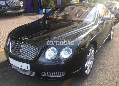 Bentley Continental Occasion 2010 Essence 48000Km Casablanca Cars&Cars Maroc #73146