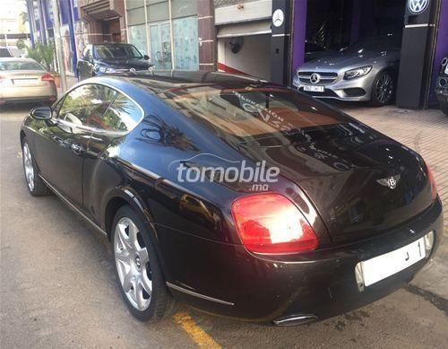 Bentley Continental Occasion 2010 Essence 48000Km Casablanca Cars&Cars Maroc #73146 plein