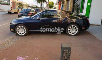 Bentley  Importé Occasion 2009 Essence 128000Km Rabat Millésime Auto #73416 plein