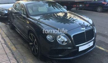 Bentley  Occasion 2016 Essence 20000Km Casablanca Cars&Cars Maroc #72993 plein