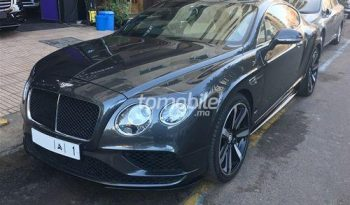 Bentley  Occasion 2016 Essence 20000Km Casablanca Cars&Cars Maroc #72993