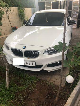 BMW Autres-modales Occasion 2017 Diesel 17000Km Rabat #75446