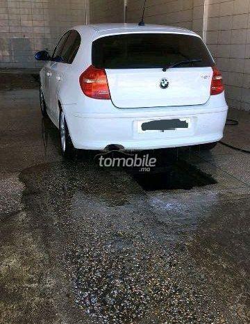 BMW Serie 1  2008 Essence 1980000Km Casablanca #79531
