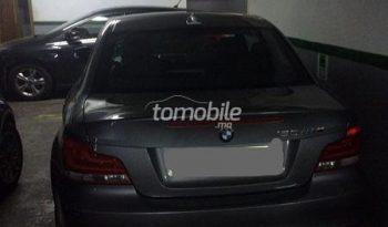 BMW Serie 1 Occasion 2013 Diesel 32000Km Casablanca #79329 plein