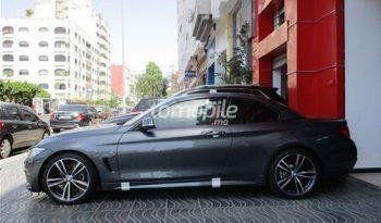 BMW Serie 4 Importé Neuf 2018 Diesel Casablanca Auto Moulay Driss #74655 plein