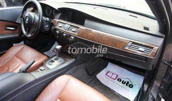 BMW Serie 5 Occasion 2007 Diesel 180000Km Casablanca AB AUTO #76011 plein